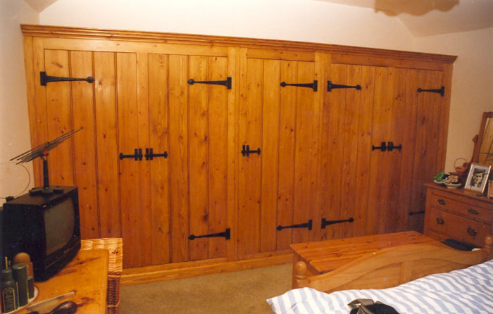 Fitted Bedroom Cupboards
