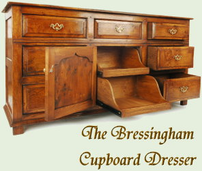 The Bressingham Cupboard Dresser