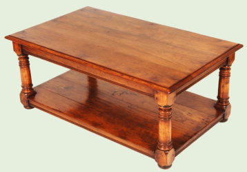 The Cherry Coffee Table