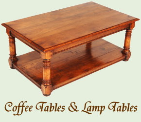 Coffee Tables & Lamp Tables