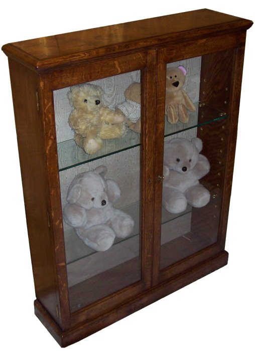 The Glazed Display Cabinet