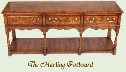 The Harling Potboard