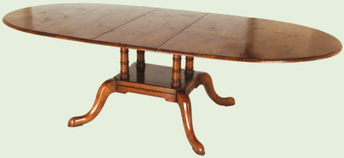 The Holkham Table