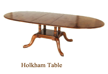 Holkham Table