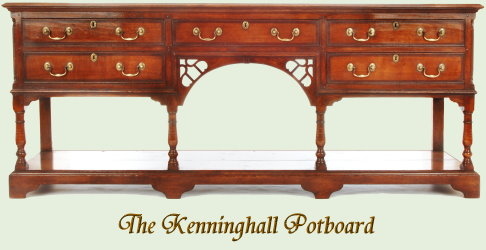 The Kenninghall Potboard