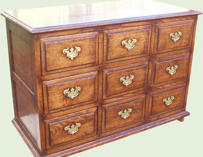 The Nine Drawer Chest