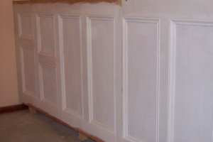 Concealing Panelling